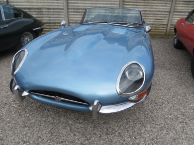 Jaguar  E-Type 1 serie 4.2 roadster