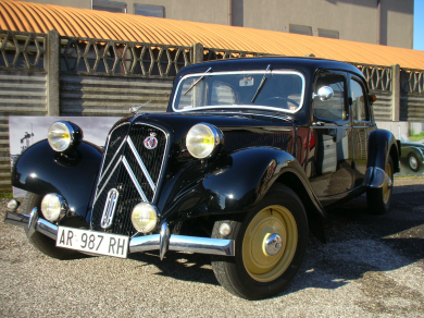 Citroen 11 b traction avant